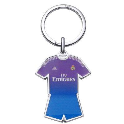 足球隊服客製化噴印鑰匙圈