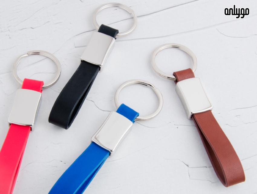 Onlygo 鋅合金皮革鑰匙圈 | 客製化禮贈品 - Onlygo 昂里生活創意