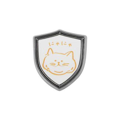 客製化噴印金屬徽章 盾牌款